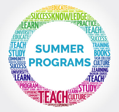 Summer programs in Toronto